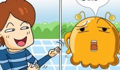 逗爆蛋蛋系列漫画 第103期 ——第一次